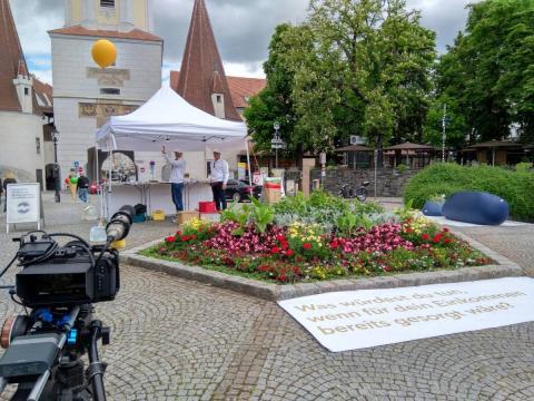 Roadshow Tag 4: Krems